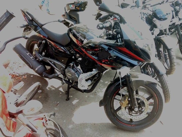 Bajaj pulsar 220 bs iv version
