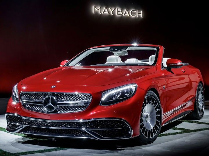 Mercedes maybach s650 cabriolet breaks cover zigwheels for Mercedes benz s650 price