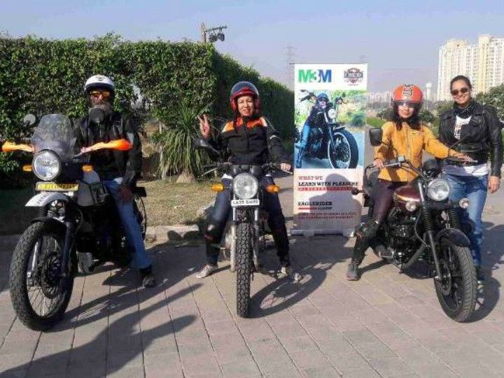 EagleRider First Riding Academy For Women