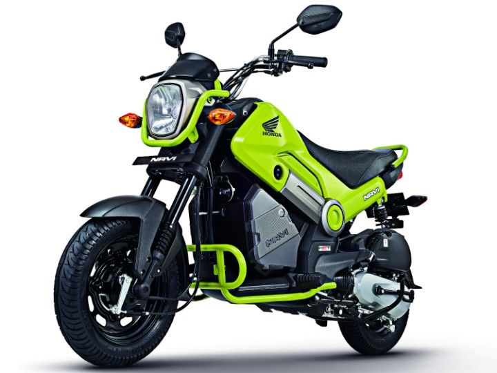 Honda Scooty New Honda Navi Sales Cross 50 000 Units