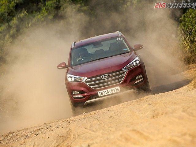 Hyundai Tucson: First Drive Review - ZigWheels