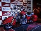 Indian Motorcycle Unveils The Springfield