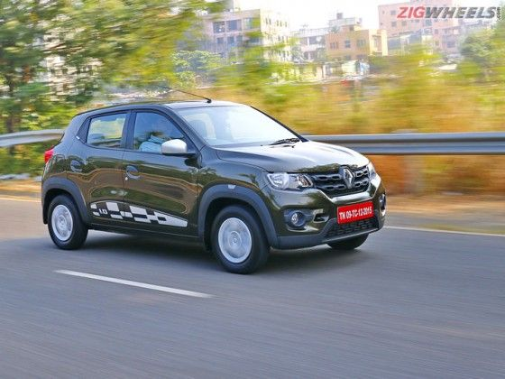 Renault Kwid 1.0 Easy-R: First Drive Review