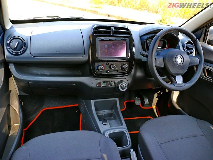 kwid automatic transmission model