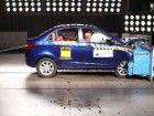 Tata Zest Scores Four Stars In Global NCAP Crash Test
