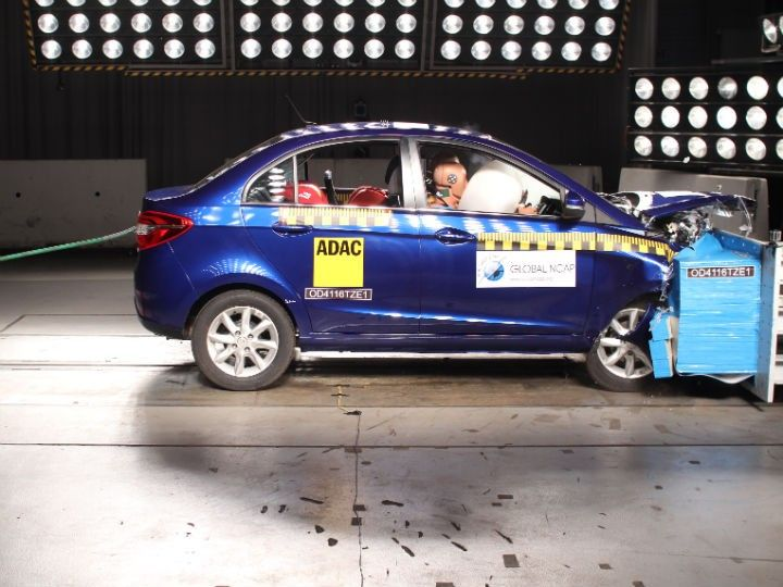 Tata Zest With Airbags