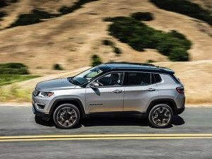 Jeep Compass To Be Launched In Mid 2017