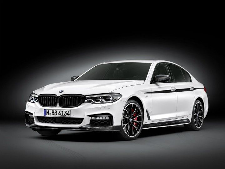 Bmw Reveals M Performance Packs For All New 5 Series Zigwheels