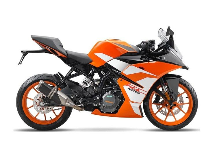 ktm rc 390 gets new graphics zigwheels. Black Bedroom Furniture Sets. Home Design Ideas