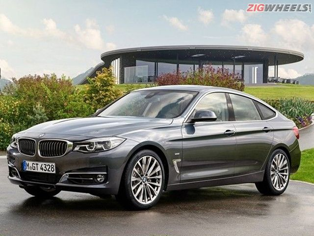 Bmw 3gt Facelift To Launch On October 19 Zigwheels