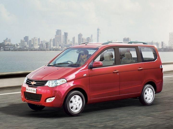 Chevrolet Enjoy Receives Price Cut Zigwheels