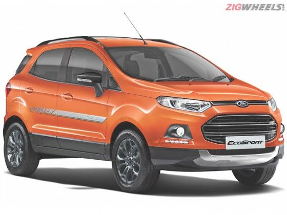 Ford Introduces Signature Edition Range Of Accessories To The EcoSport