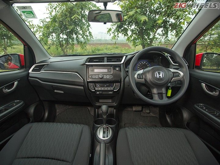 Honda Brio Facelift First Drive Review Zigwheels