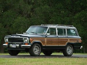 Jeep To Revive Grand Wagoneer Badge