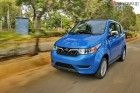 Mahindra e2oPlus: First Drive Review