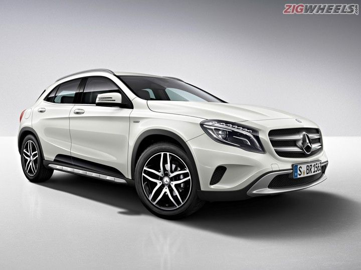 Mercedes benz gla 220 d 4matic activity edition launched for Mercedes benz gla class india
