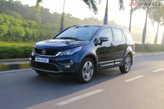 Tata Hexa: First Drive Review