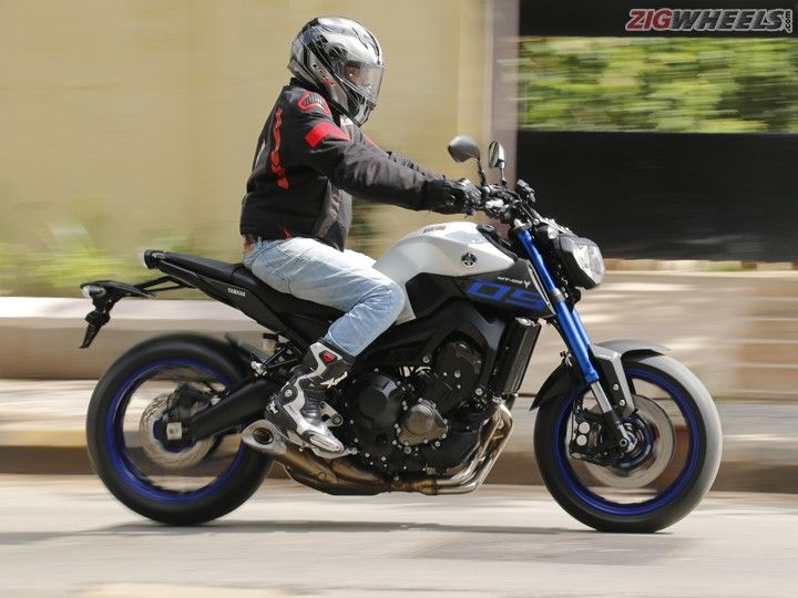 Yamaha Triple Review