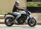 Yamaha MT-09: First Look Review