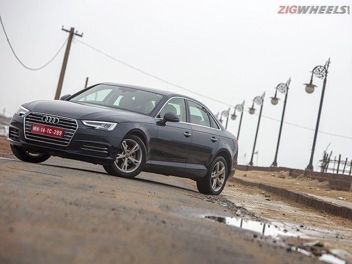 New Audi A4 30 TFSI