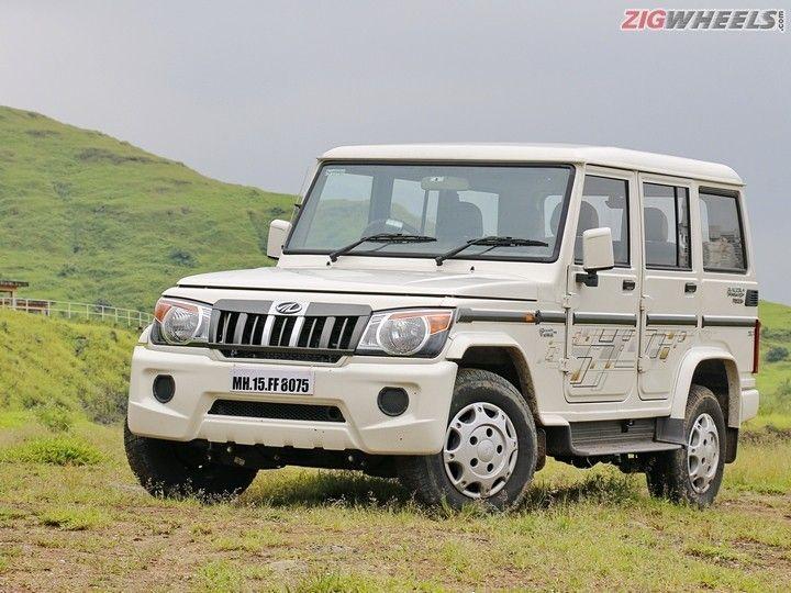 Mahindra Bolero Power First Drive Review Zigwheels