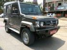 Exclusive: Force Gurkha Facelift Spotted Testing