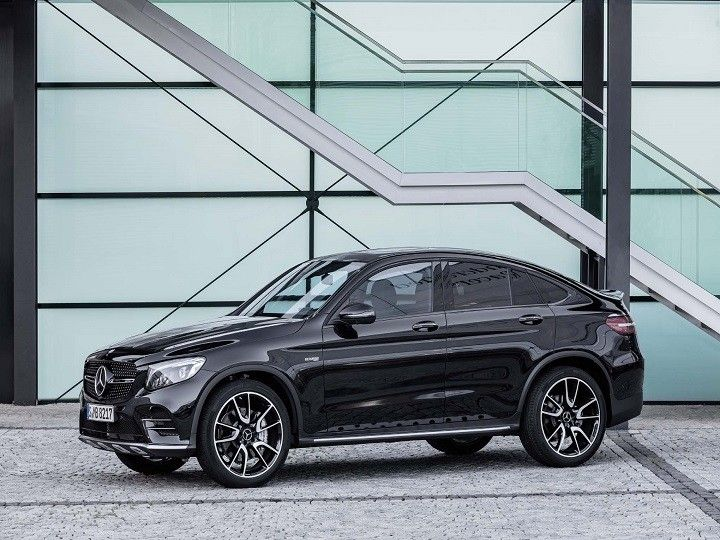 Mercedes GLC 43 Coupe will compete against BMW X4 M40i and Porsche Macan GTS