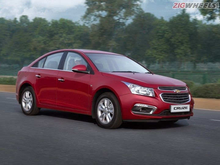 Chevrolet Cruze Recalled For Engine Stalling Issues ...