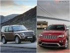 Jeep Grand Cherokee and Land Rover Discovery: Spec Comparo