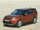 Fifth-Generation Land Rover Discovery Unveiled