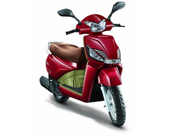 Mahindra Gusto 110 special edition