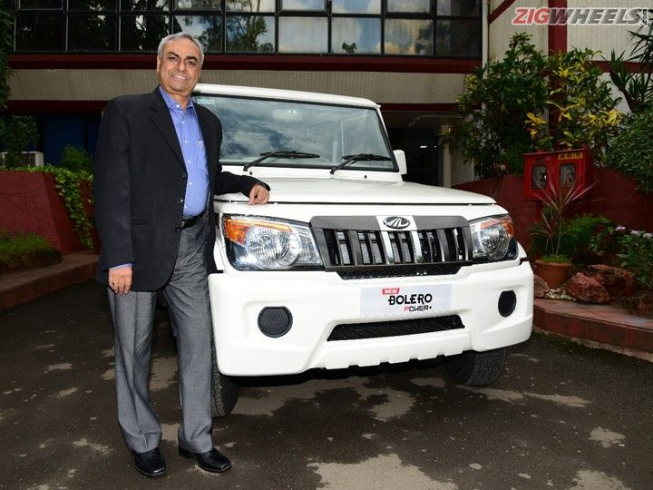 Mahindra New Bolero Power+
