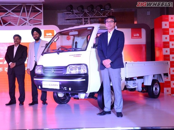 Gujarat Maruti Suzuki Super Carry Launched Priced At Rs 4 03 Lakh