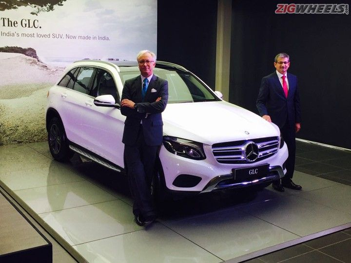 Mercedes Benz Glc Prices Dropped In India Zigwheels