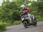 Yamaha Cygnus Ray-ZR: Review