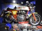 Royal Enfield and Happy Socks Join Hands