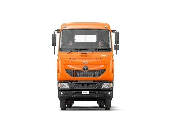 The Signa truck from Tata Motors