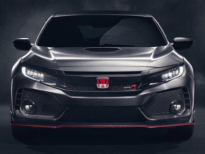 2017 Honda Civic Type R Front