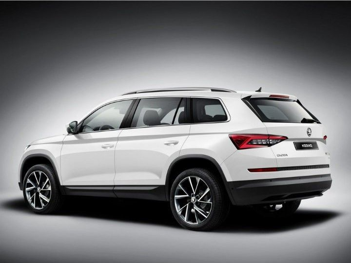 skoda kodiaq officially revealed zigwheels. Black Bedroom Furniture Sets. Home Design Ideas