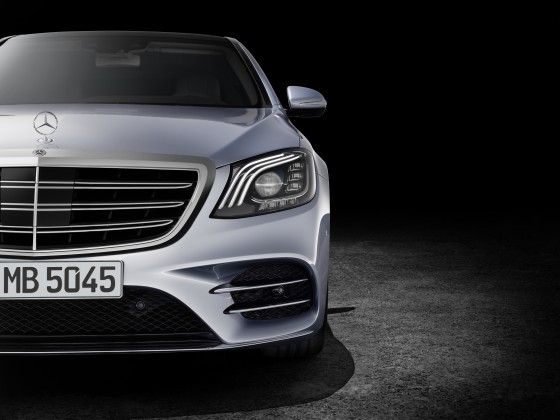 Mercedes-Benz S-Class Facelift Makes Global Debut
