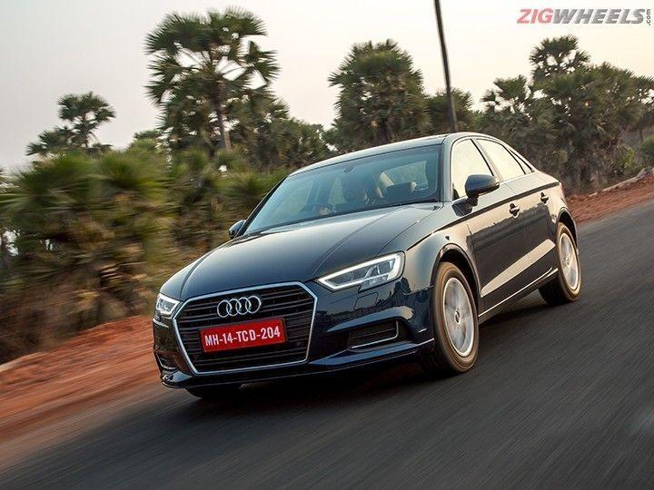 2017 Audi A3 Facelift
