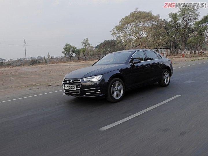 2017 Audi A4 Roadtest