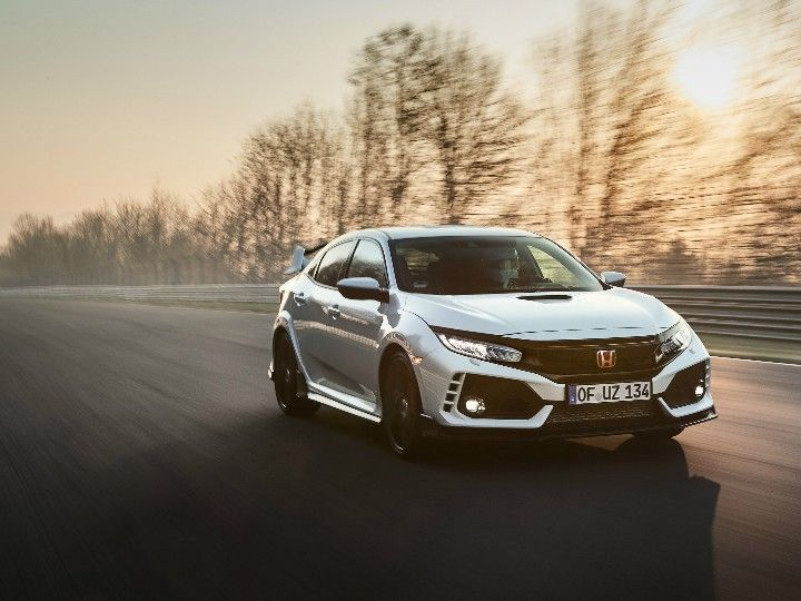Honda Civic Type R sets Nurburgring Lap Record