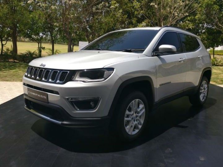 Jeep Compass Unveiled