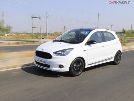 Ford Figo Sports: First Drive Review