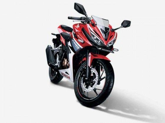 Coming Soon: An affordable, full-faired Honda CB Hornet 160R