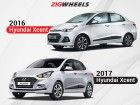 Hyundai Xcent : Old vs New