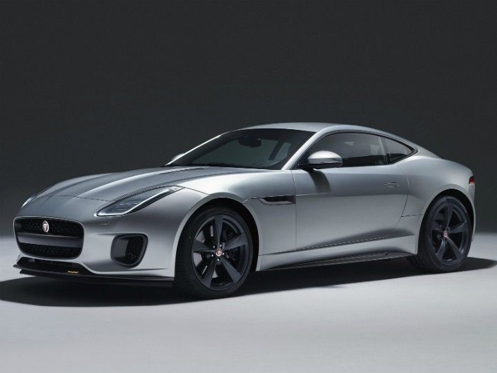 2018 jaguar line up.  jaguar on the outside 2018 iteration gets fullled headlamps as standard now  the drls now double up front indicators and in place of its predecessoru0027s  for jaguar line