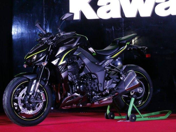 2017 Kawasaki Z1000R & Z250 Launched In India - ZigWheels