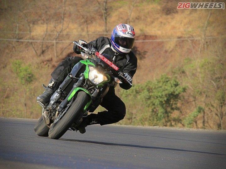 2017 Kawasaki Z650: Road Test Review - ZigWheels